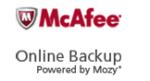 McAfee Online Backup logo